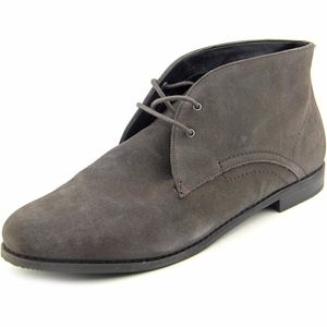 Franco Sarto Portier Leather Chukka Ankle Booties